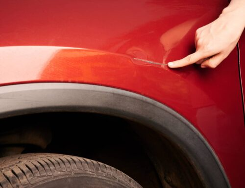 3 Most Common Causes of Minor Car Dents