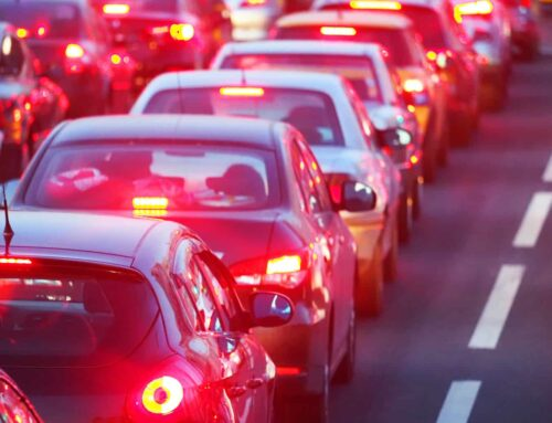 The Most Common Days and Times for Auto Accidents