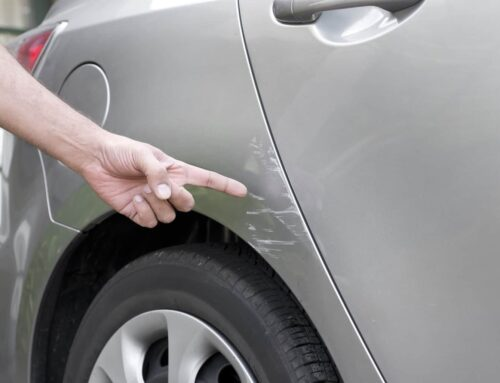 Why You Should Not Ignore Scratches on Your Vehicle
