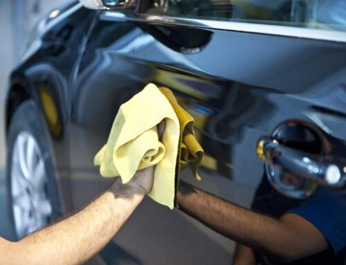 How to Keep Your Car's Exterior Looking Pristine